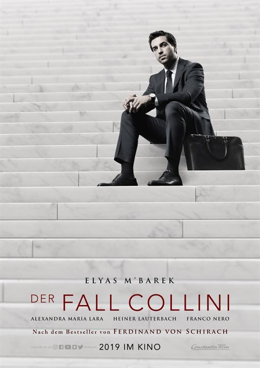 Der Fall Collini : Kinoposter