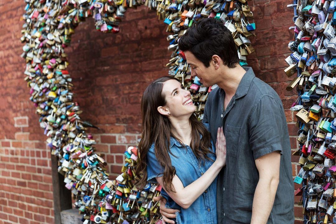 Ein Rezept für die Liebe : Bild Emma Roberts, Hayden Christensen