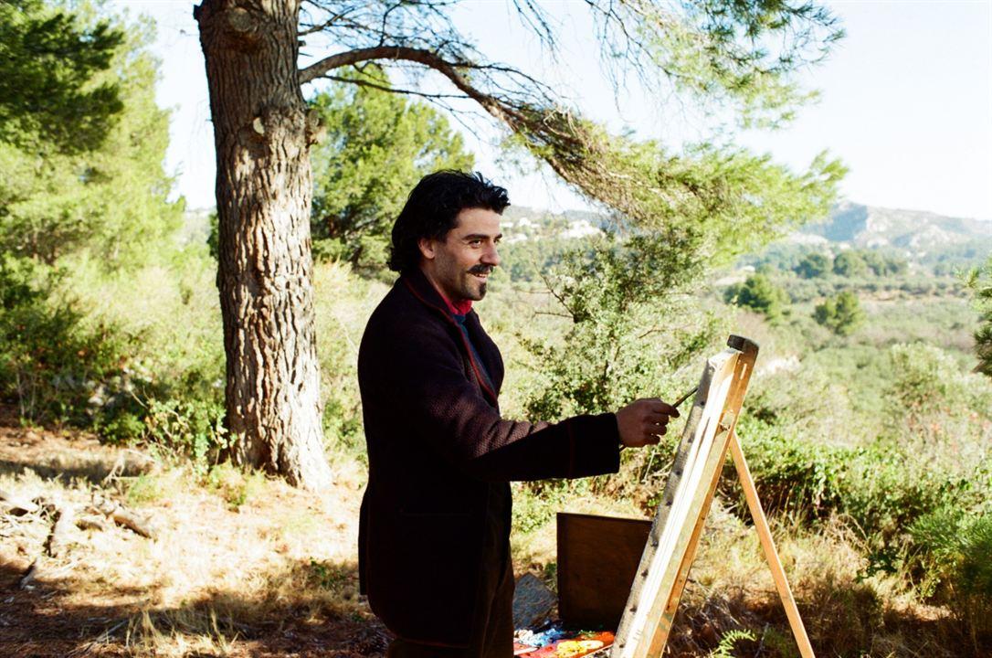 Van Gogh - An der Schwelle zur Ewigkeit : Bild Oscar Isaac