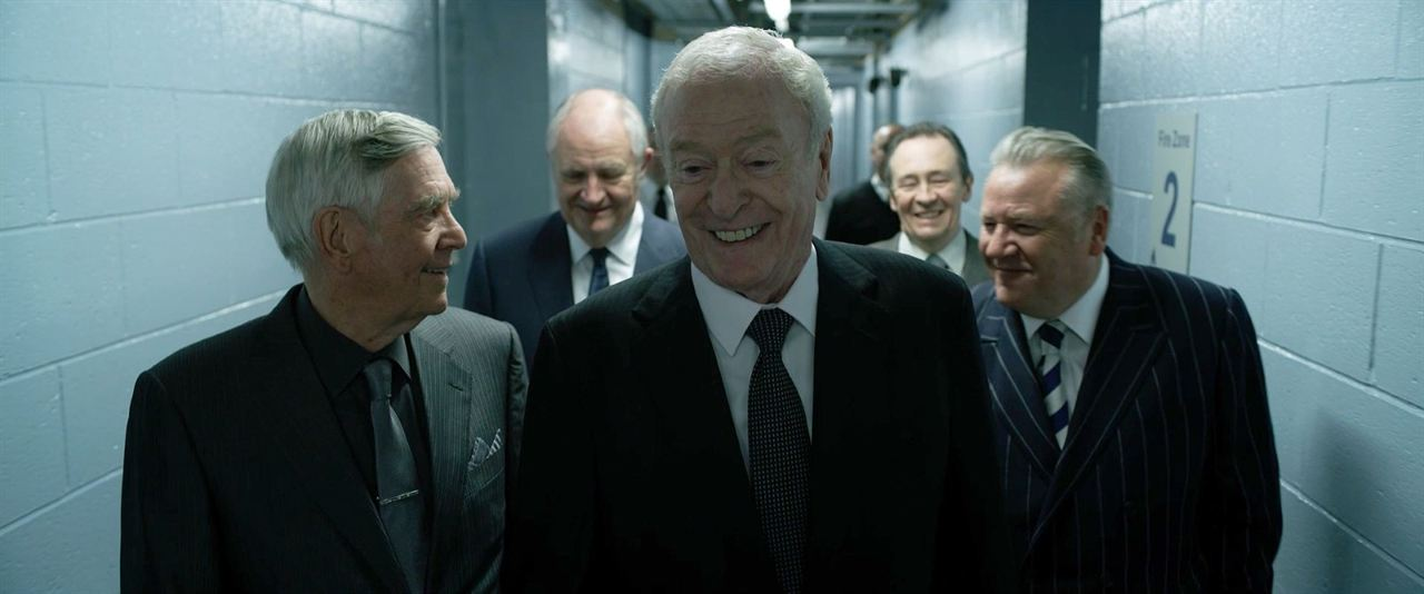 Ein letzter Job : Bild Jim Broadbent, Michael Caine, Paul Whitehouse, Ray Winstone, Tom Courtenay