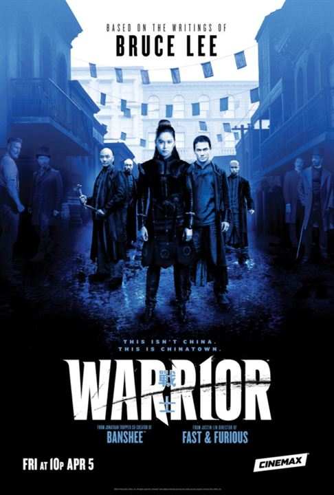 Warrior : Kinoposter