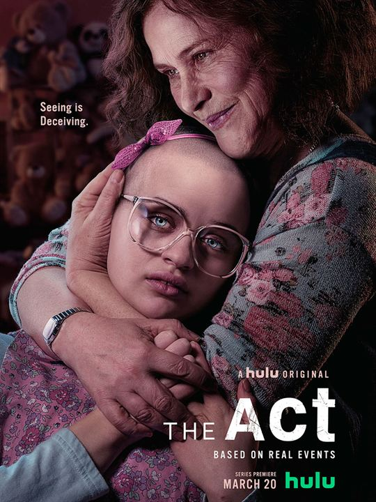 The Act : Kinoposter