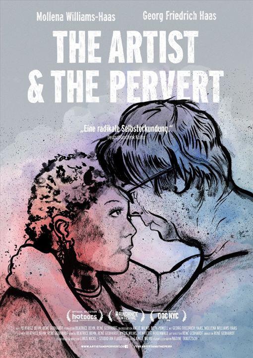 The Artist & The Pervert : Kinoposter