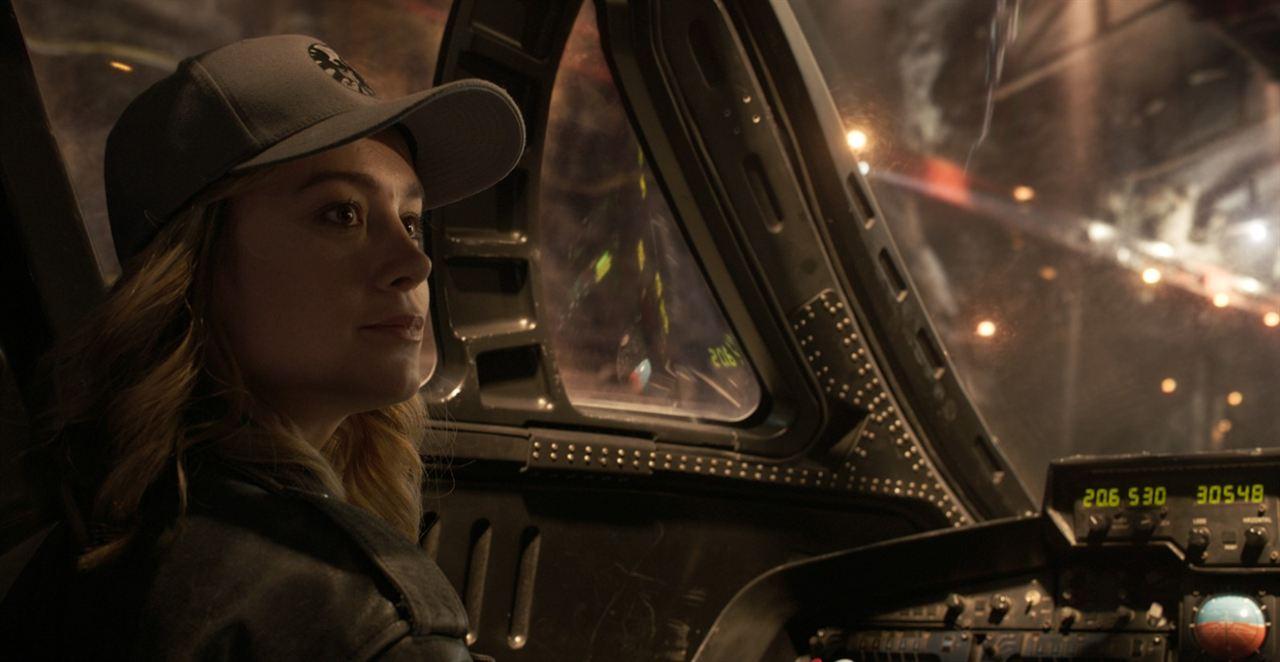 Captain Marvel : Bild Brie Larson