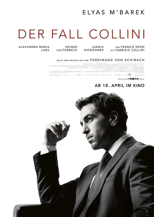 Der Fall Collini : Kinoposter