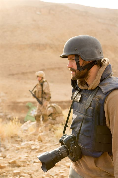 A Private War : Bild Jamie Dornan