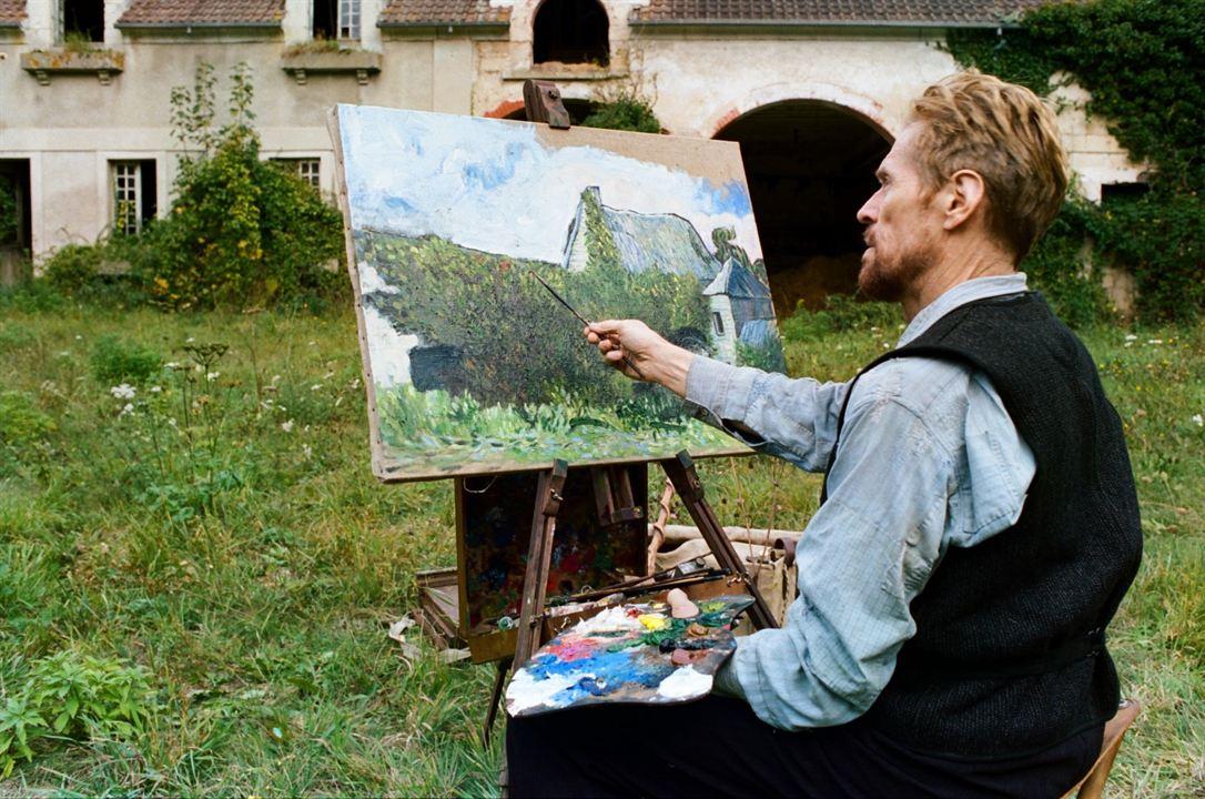 Van Gogh - An der Schwelle zur Ewigkeit : Bild Willem Dafoe
