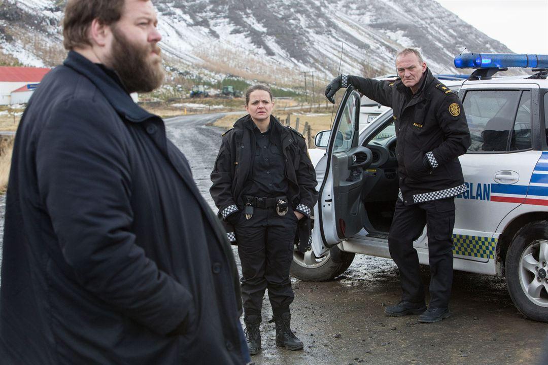 Bild Ilmur Kristjánsdóttir, Ingvar E. Sigurðsson, Ólafur Darri Ólafsson
