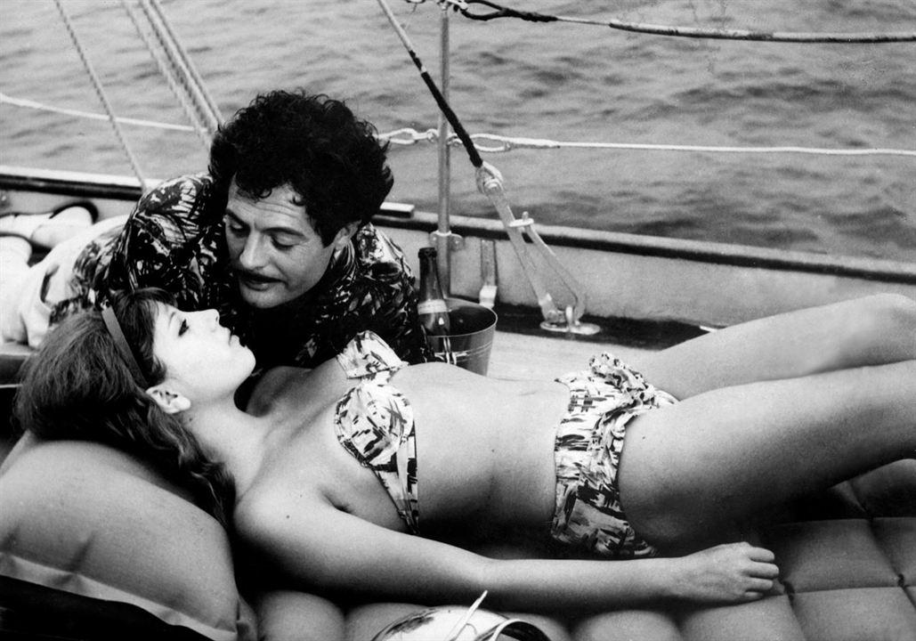 Scheidung auf italienisch : Bild Marcello Mastroianni, Stefania Sandrelli