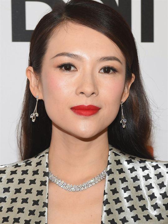 Kinoposter Ziyi Zhang