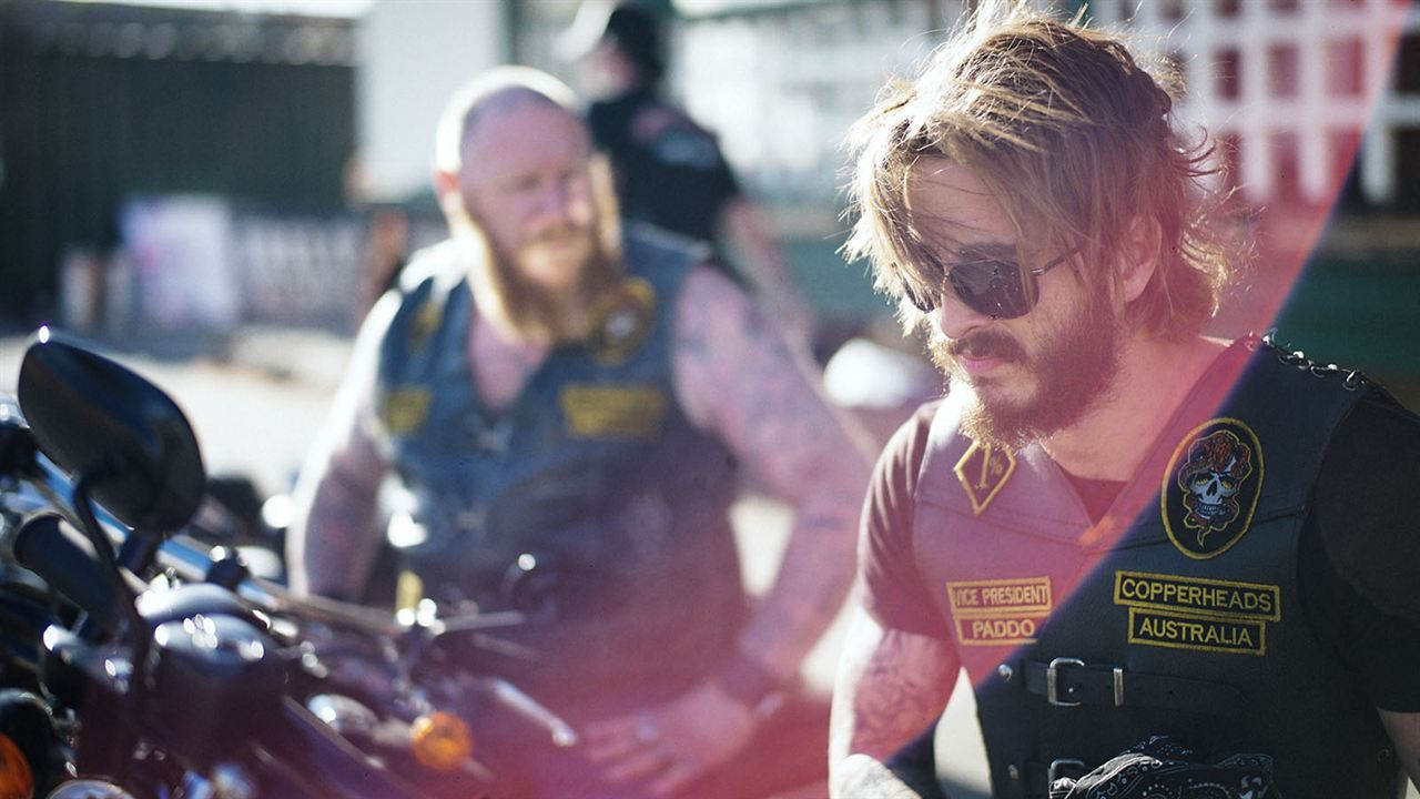 One Percent - Streets of Anarchy : Bild Ryan Corr