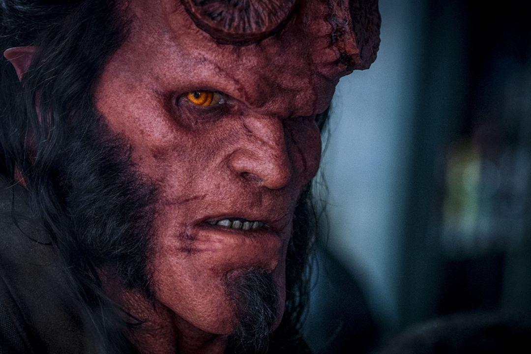 Hellboy - Call Of Darkness : Bild David Harbour
