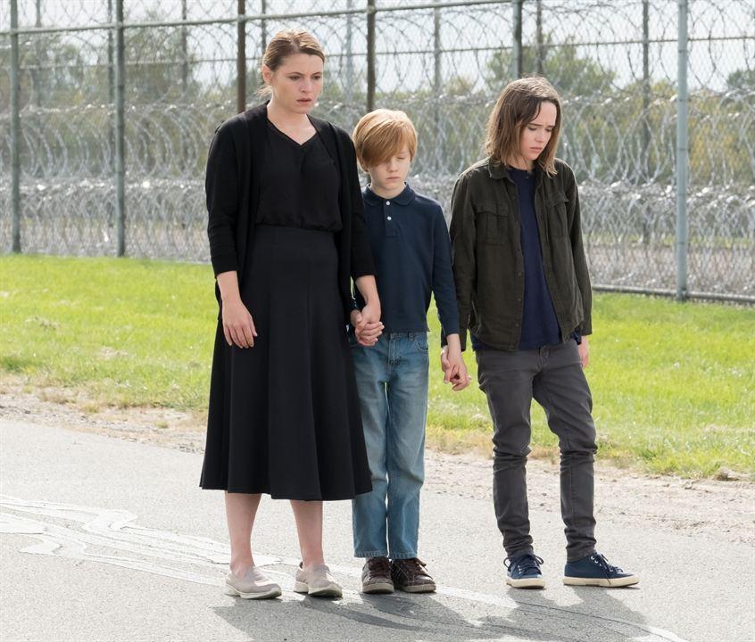 My Days Of Mercy : Bild Amy Seimetz, Charlie Shotwell, Ellen Page