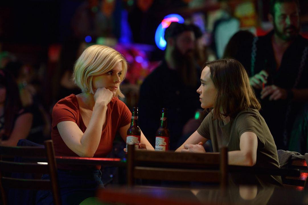 My Days Of Mercy : Bild Ellen Page, Kate Mara
