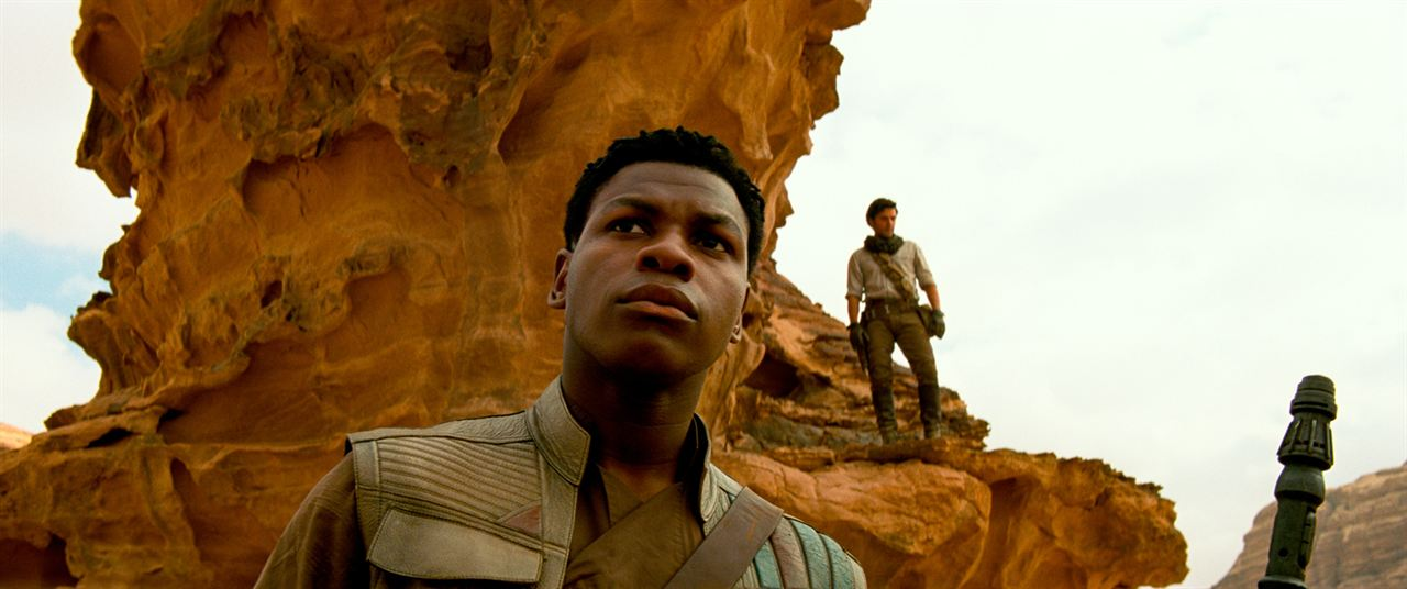 Star Wars 9: Der Aufstieg Skywalkers : Bild John Boyega, Oscar Isaac