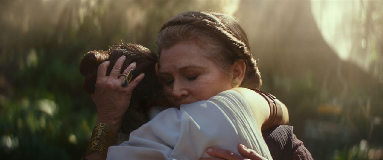 Star Wars 9: Der Aufstieg Skywalkers : Bild Carrie Fisher