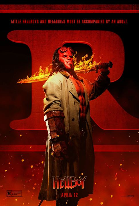 Hellboy - Call Of Darkness : Kinoposter