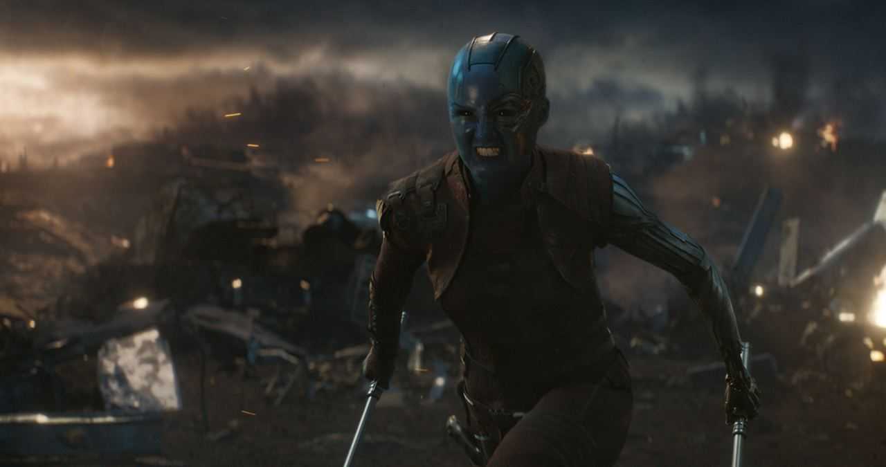 Avengers 4: Endgame : Bild
