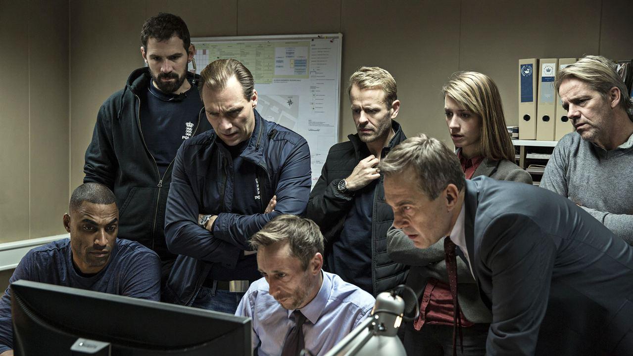 Bild Alexandre Willaume-Jantzen, Flemming Enevold, Kenneth M. Christensen, Peder Thomas Pedersen, Sara Hjort Ditlevsen