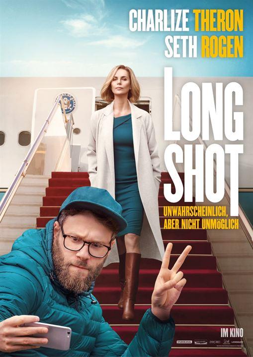 Long Shot - Unwahrscheinlich, aber nicht unmöglich : Kinoposter