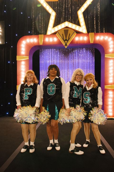 Dancing Queens : Bild Diane Keaton, Jacki Weaver, Pam Grier, Patricia French