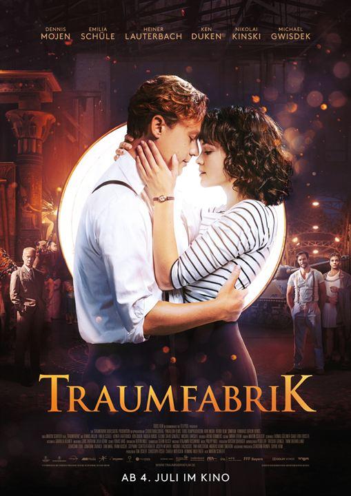 Traumfabrik : Kinoposter
