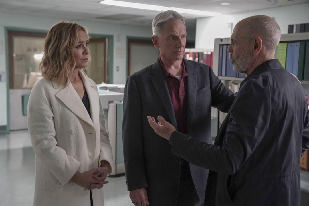 Bild Joe Spano, Maria Bello, Mark Harmon