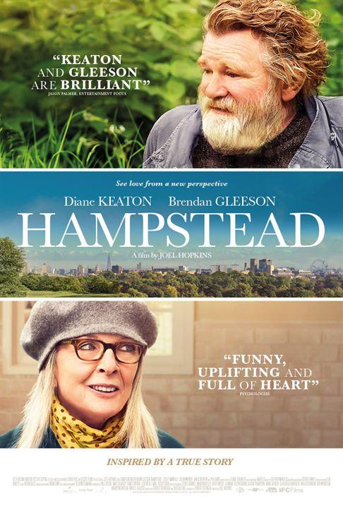 Hampstead Park - Aussicht auf Liebe : Kinoposter