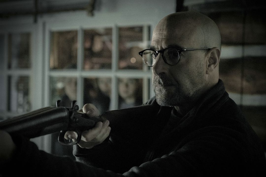 The Silence : Bild Stanley Tucci