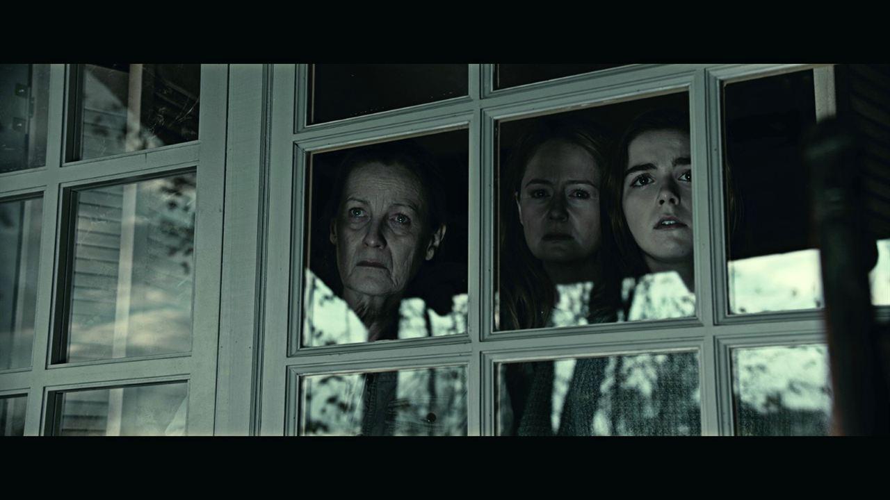 The Silence : Bild Kate Trotter, Kiernan Shipka, Miranda Otto