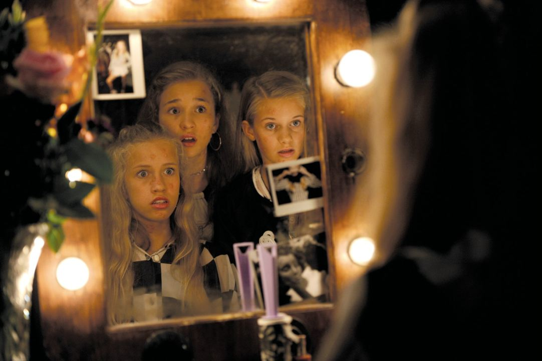 Die Drei !!! : Bild Felice Ahrens, Mathilda Schmidt, Paulina Heitmann