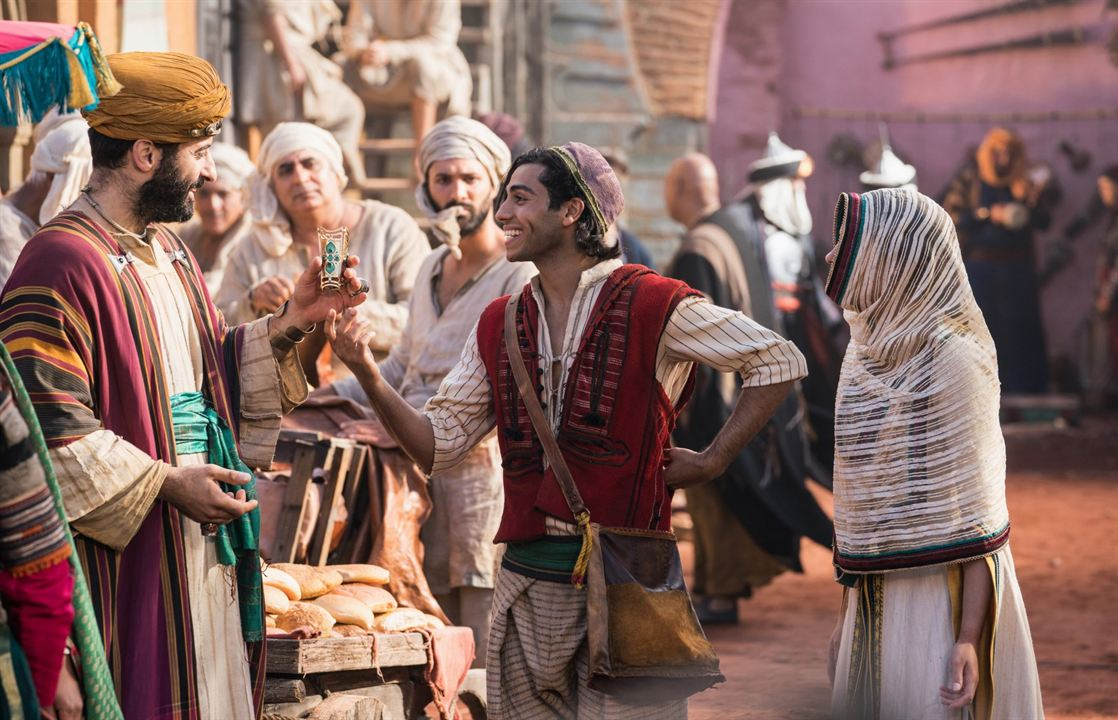 Aladdin : Bild Mena Massoud