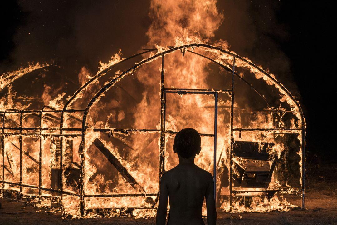 Burning : Bild