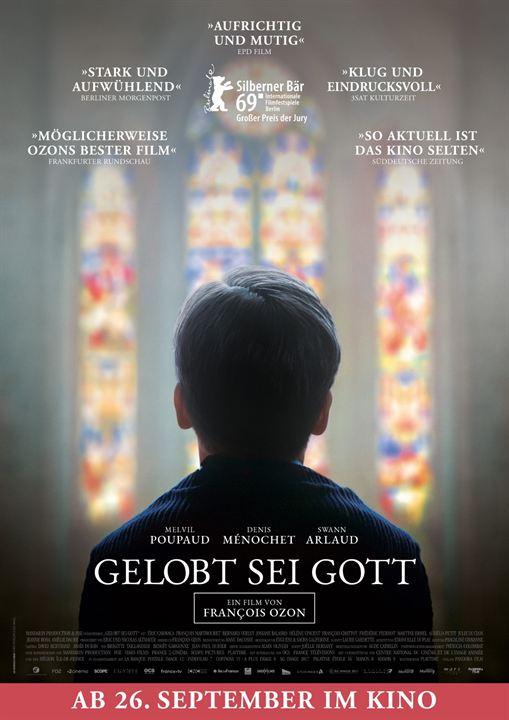 Gelobt sei Gott : Kinoposter