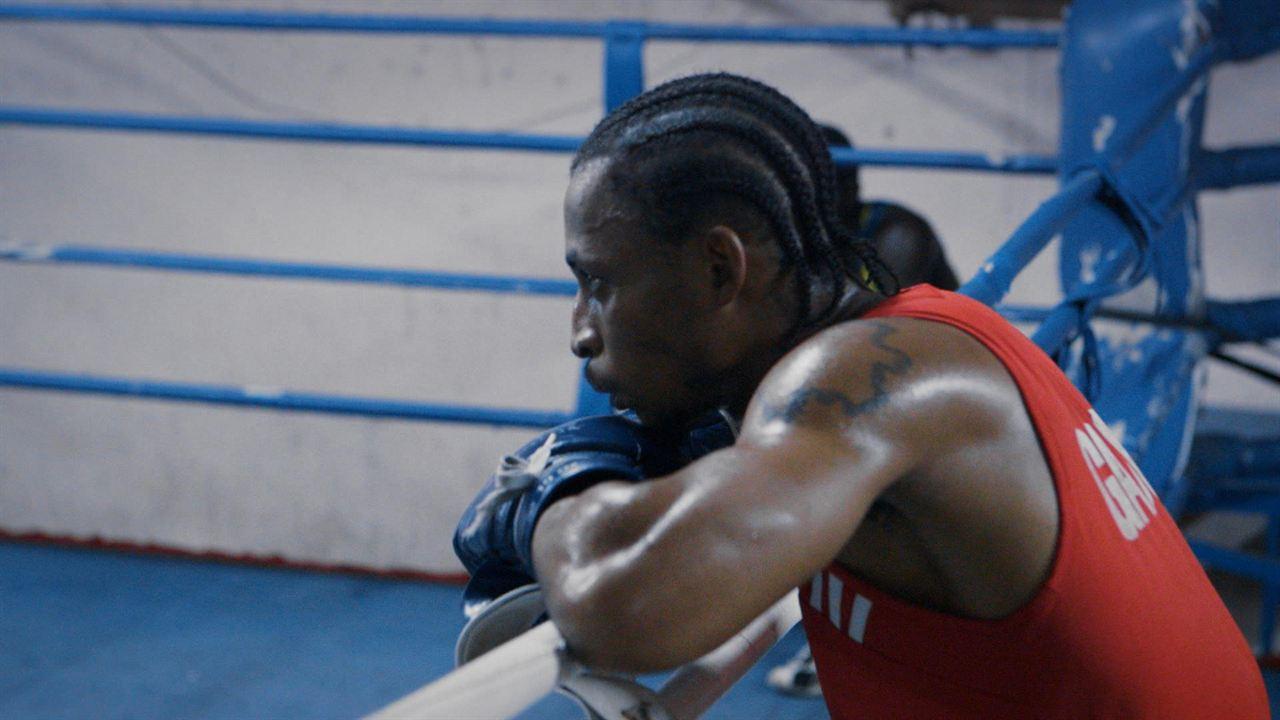 Boxing Libreville : Bild