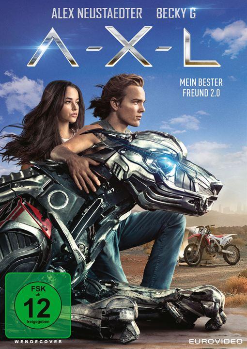 A-X-L - Mein bester Freund 2.0 : Kinoposter