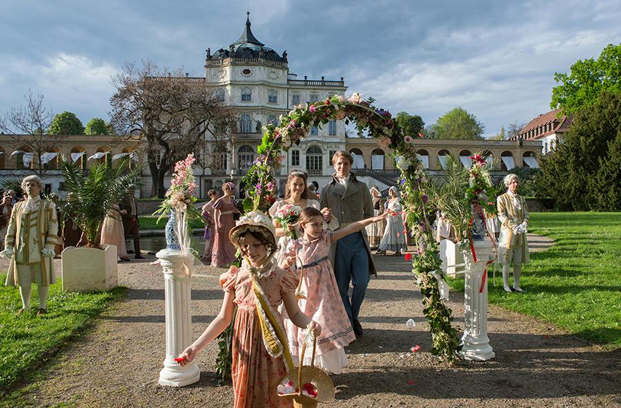 Der arme Teufel und das Glück : Bild Kristína Svarinská, Zdenek Piskula
