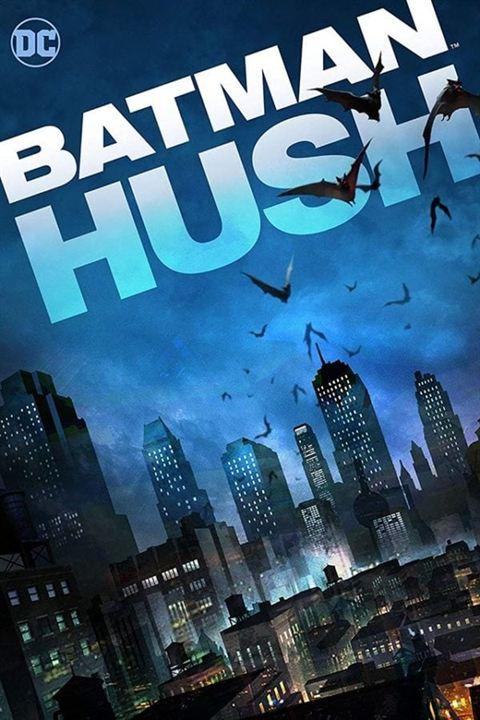 Batman: Hush : Kinoposter