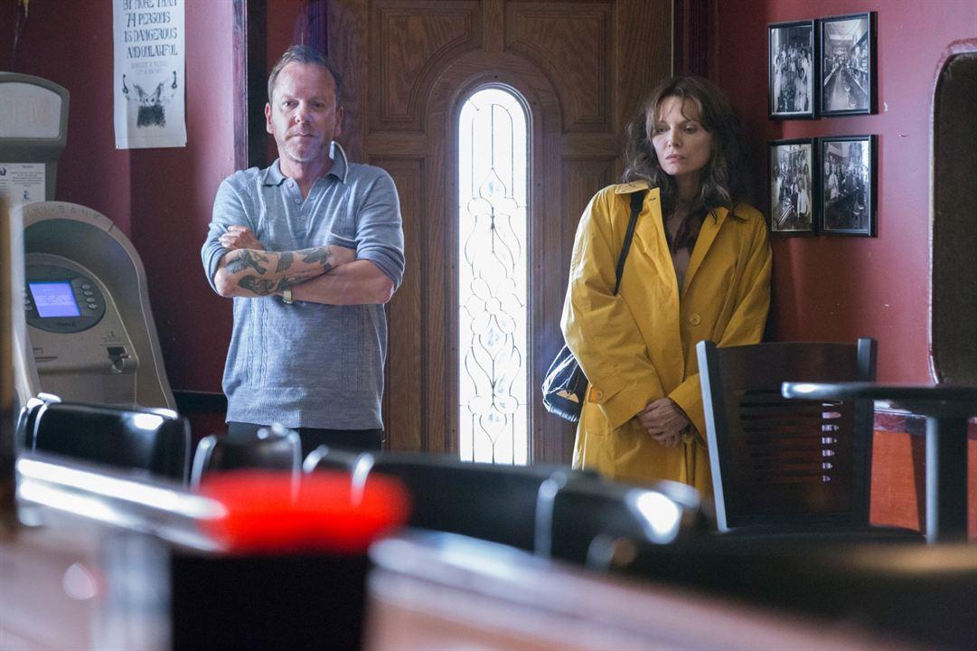 Wo ist Kyra? : Bild Kiefer Sutherland, Michelle Pfeiffer