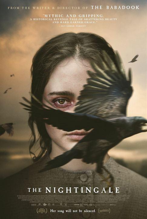 The Nightingale - Schrei nach Rache : Kinoposter
