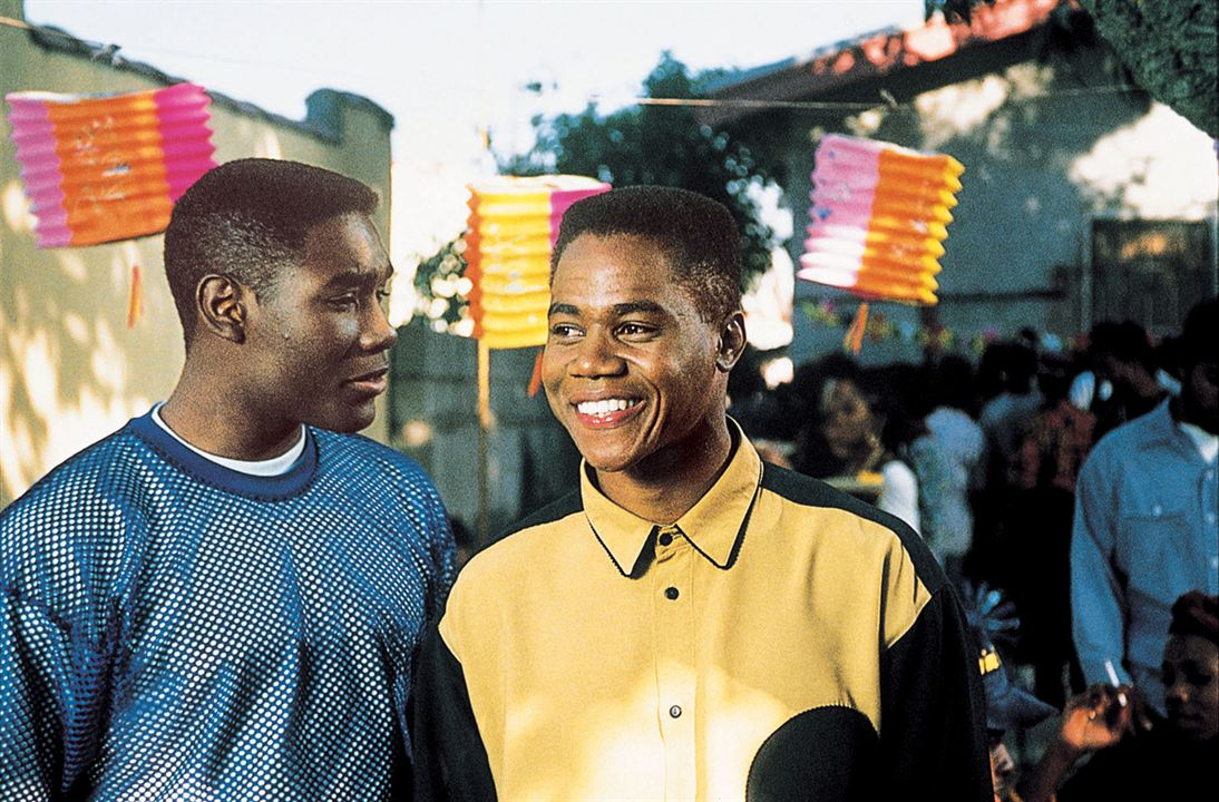 Boyz N The Hood : Bild Cuba Gooding Jr., Morris Chestnut