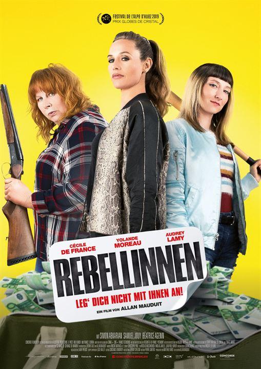 Rebellinnen - Leg dich nicht mit ihnen an! : Kinoposter