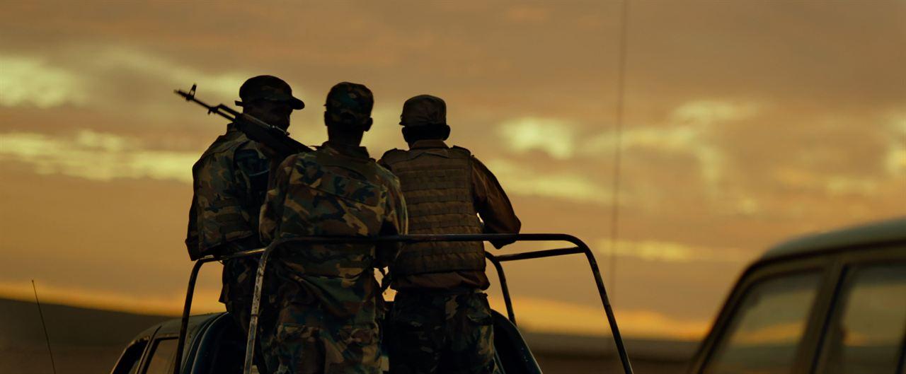 The Pirates of Somalia : Bild