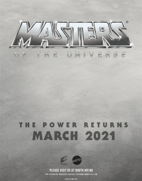 Masters Of The Universe : Kinoposter