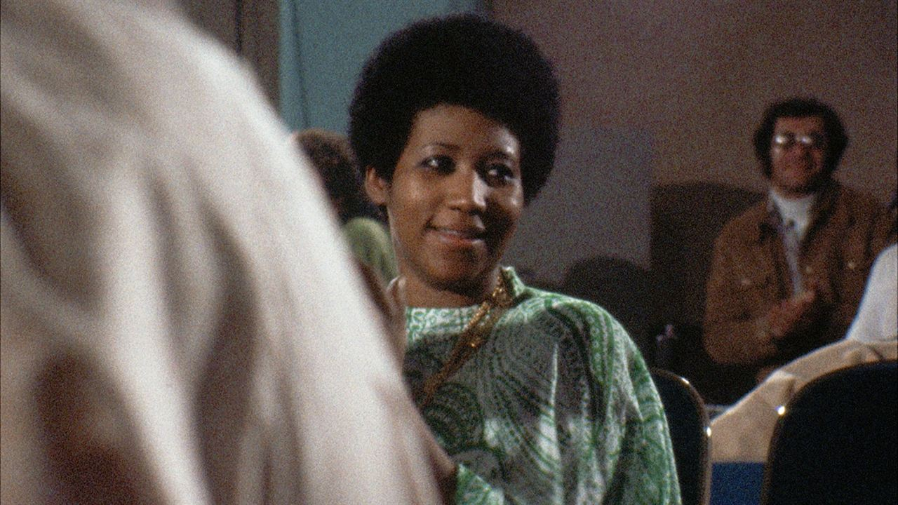 Aretha Franklin: Amazing Grace : Bild Aretha Franklin