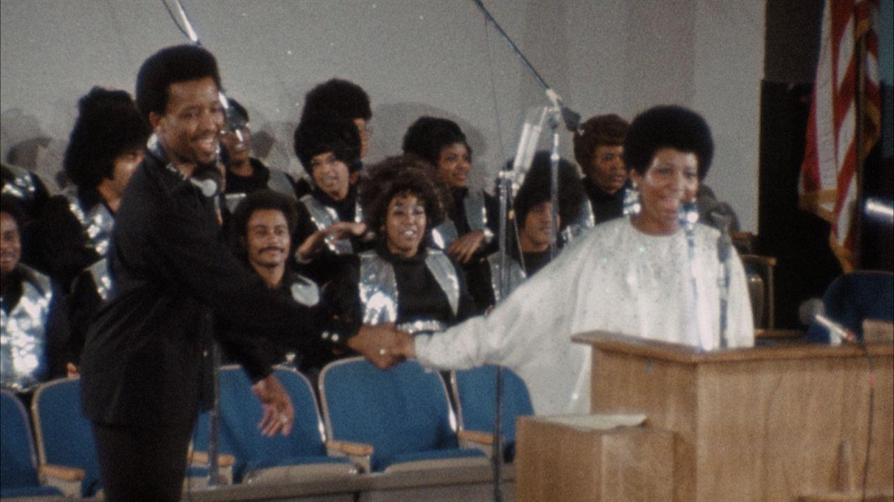 Aretha Franklin: Amazing Grace : Bild Aretha Franklin