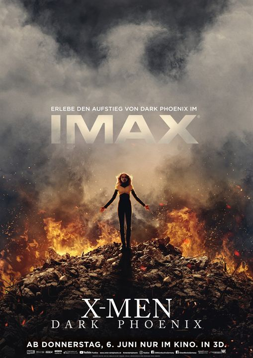 X-Men: Dark Phoenix : Kinoposter
