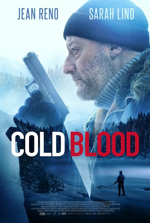 Cold Blood Legacy : Kinoposter