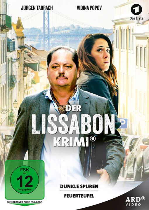 Der Lissabon-Krimi: Feuerteufel : Kinoposter