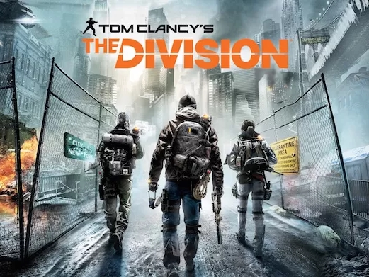 The Division : Kinoposter